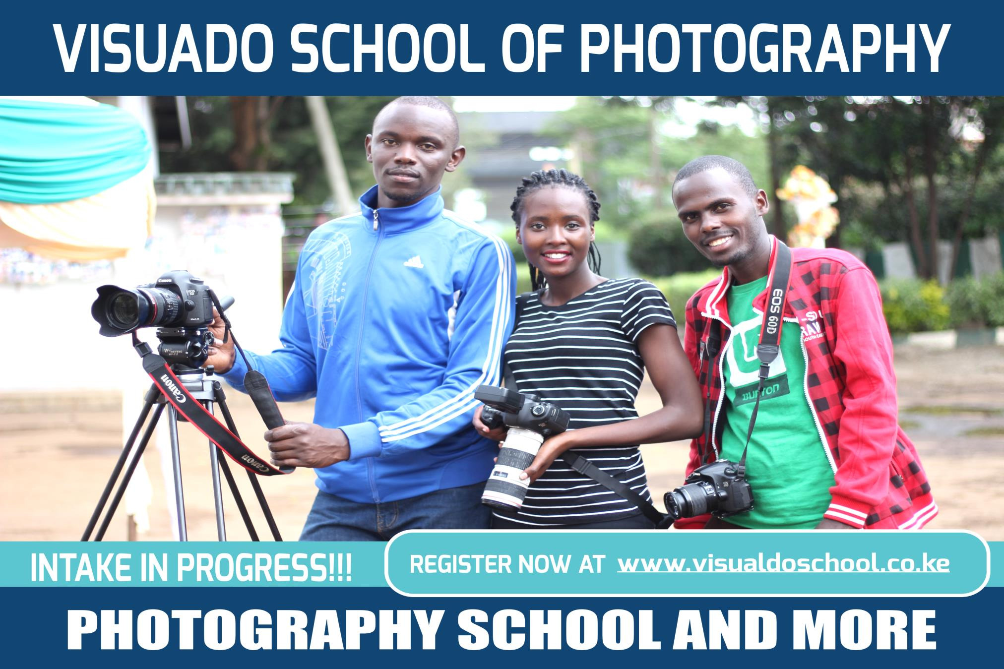 Where to Learn Photography and Videography in Kenya